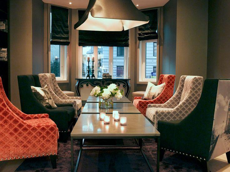 Interior Design Project - Saga Hotel Oslo