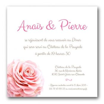 113 best faire part de mariage images on pinterest | marriage