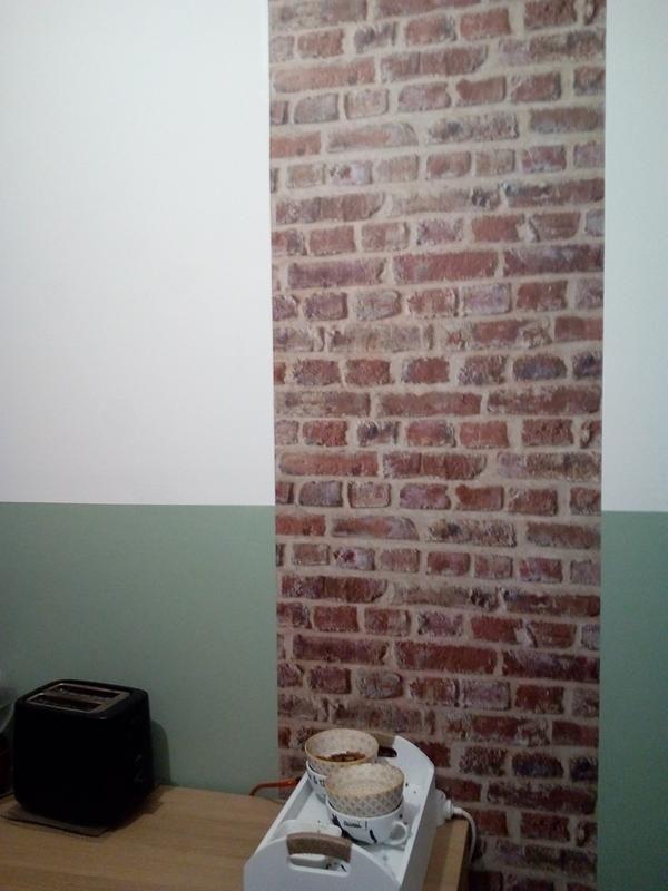 Papier Peint Duplex Lutece Brique Sable Castorama Papier Peint Brique Rouge Papier Peint Brique Rouge