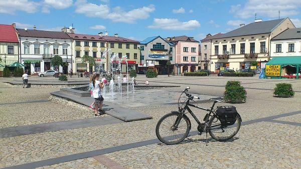 Rynek  - #skierniewice