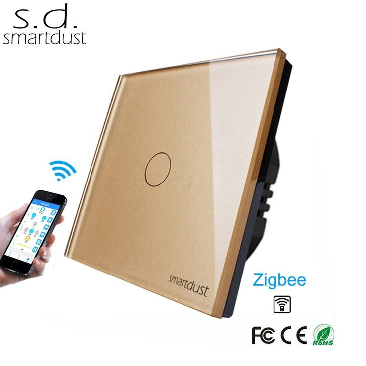 Smartdust Zigbee Remote Domotica Smart Home Automation Wireless Switch