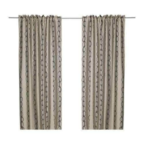 ikea curtains curtains pinterest ikea curtains master bedroom and ranges. Black Bedroom Furniture Sets. Home Design Ideas