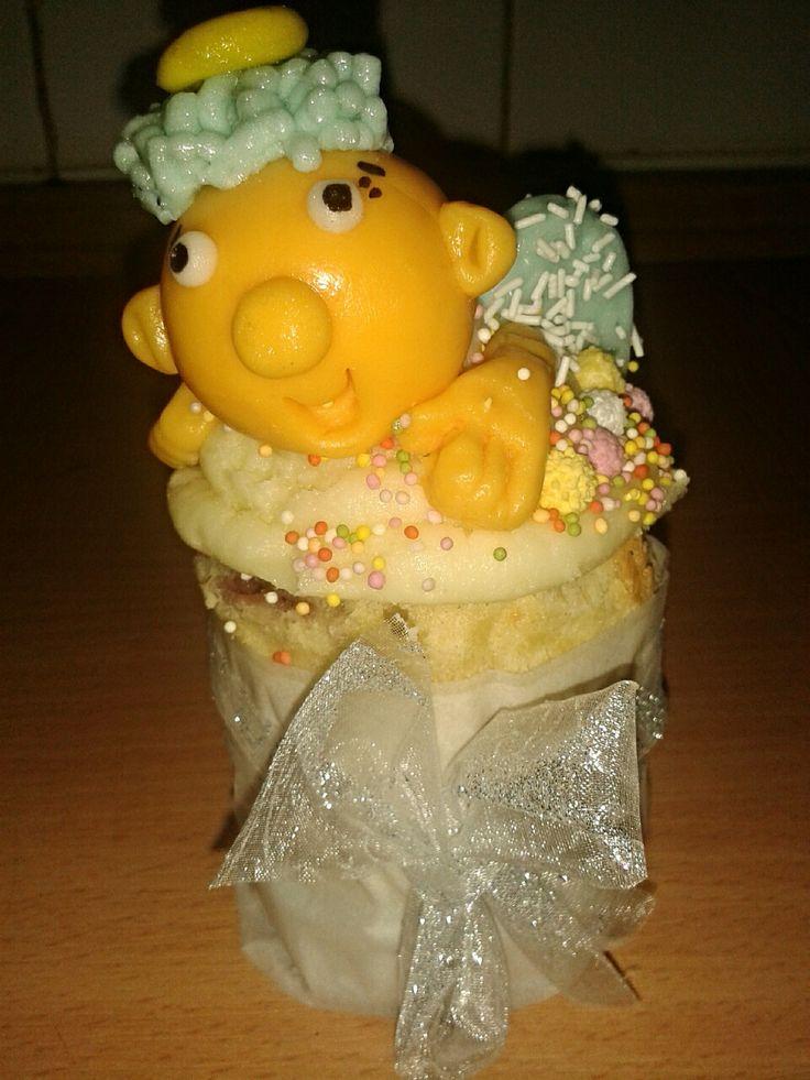 Muffin - Anděl/ Angel´s muffin