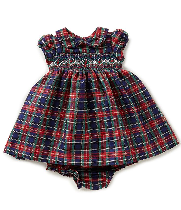 Shop for Laura Ashley London Baby Girls Newborn-24 Months Plaid A-Line Dress at Dillards.com. Visit Dillards.com to find clothing, accessories, shoes, cosmetics & more. The Style of Your Life.