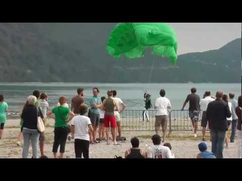 Air Show / Festa dell'aria 2012 - Lago di Santa Croce (BL, Italy)