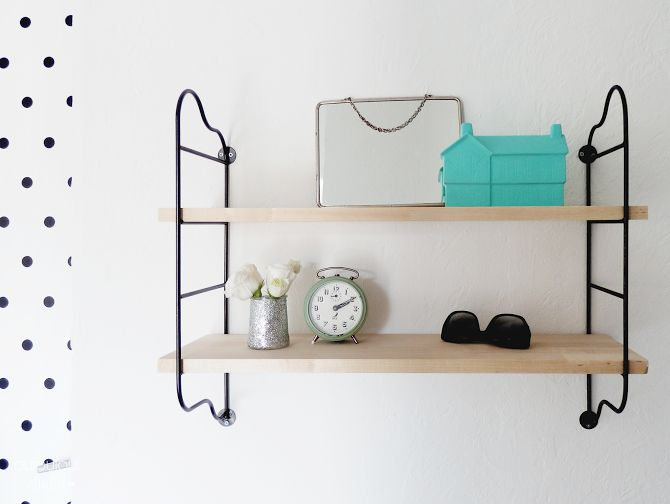 75 best style scandinave images on pinterest - Etagere scandinave vintage ...