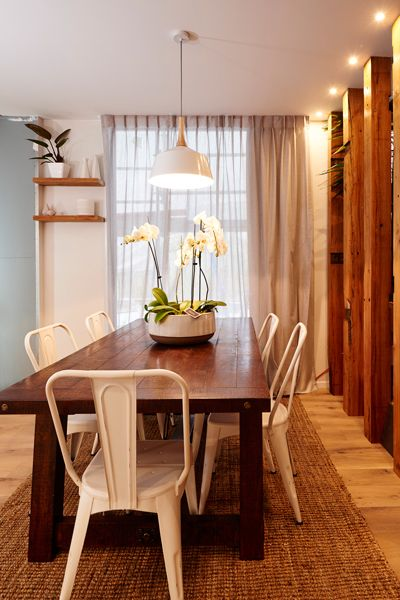 Jo and Damo's Dining Room.......... THE WINNING TEAM.....THE BLOCK NZ 2014.....