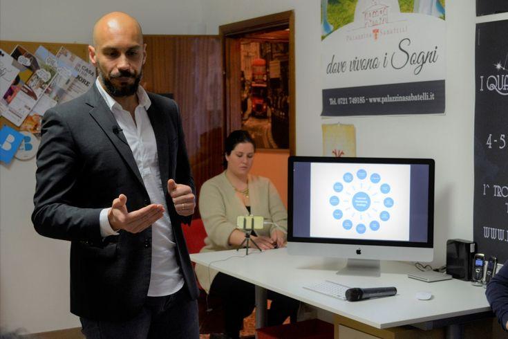 Open day all'agenzia Zarri comunicazione: perché essere sui social network è importante, Si è tenuto lo scorso 14 aprile l'open day dell'agenzia Zarri comunicazione: tema della giornata l'importanza della presenza sui social network per aziende