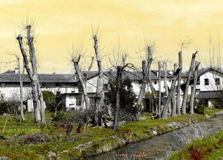 ART'é FvG blog: Lungo la roggia di Zompitta