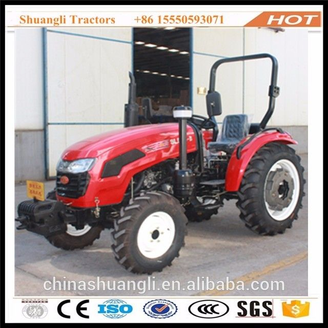 farm tractor best price with john deere chassis agricultural tractor with low price