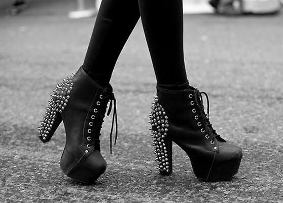 Jeffrey Campbell Lita Spikes :)