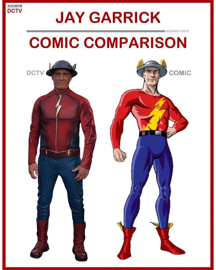 "• Jay Garrick - Comic Comparison • Even though *SPOILERS* the Hunter Zolomon ""Jay Garrick"" had the more accurate costume, the real Jay Garrick costume is one of my favorite on the show. I love how it is a homage to John Wesley Shipp's original Flash costume mixed with the comic Jay Garrick and CW Flash costumes. What do you think? Leave your opinion below.  ______________________________________________ #DCTV #TheFlash #Supergirl #Arrow #LegendsOfTomorrow #ReverseFlash #Zoom #DrAlchemy…"