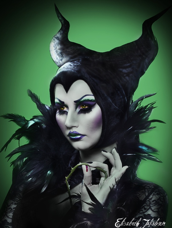 Maleficent by Elisabeth Jakobsen