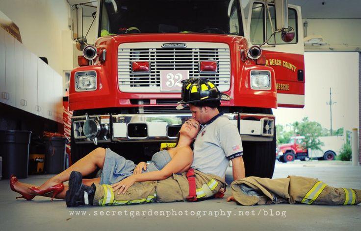 Firefighter Photography | beach firefighter photography Archives « Secret Garden Photography ...