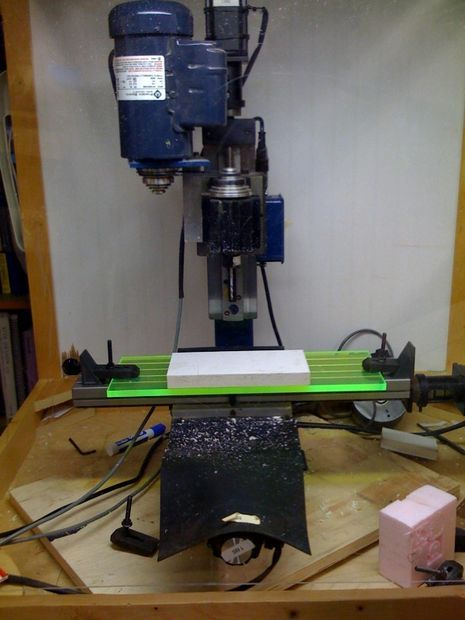 How To Use A Cnc Mill With Google Sketchup Pictures Of
