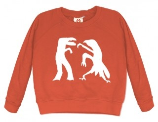 kid's windcheater: Street Fighters (green/red/charcoal)