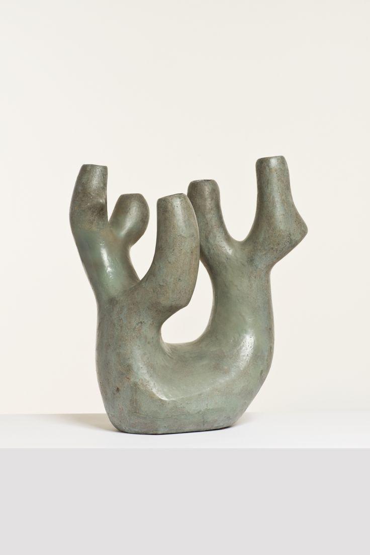 Valentine Schlegel, Vase, Ceramic, H 51cm.