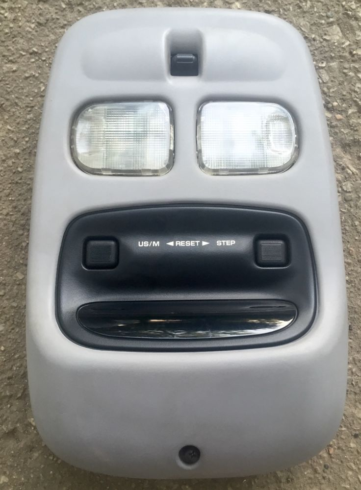 1996 1998 Jeep Grand Cherokee Overhead Display Console