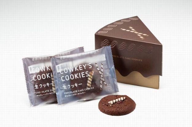 » 大ヒットした「生(レア)クッキー」シリーズにチョコ味新登場!