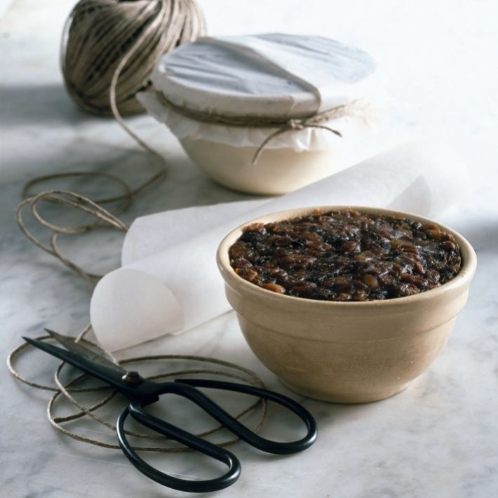 A picture of Delia's Traditional Christmas Pudding recipe