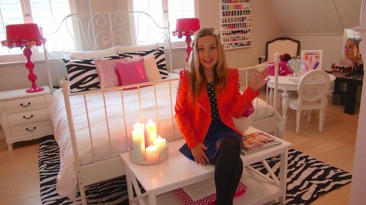 Beautynezz home woonidee n tienerkamer pinterest home and van - Relooker haar kamer ...