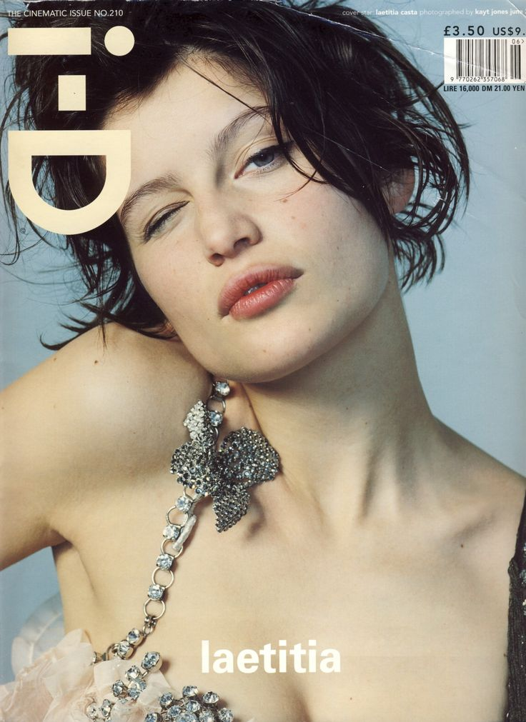 Laetitia Casta by K. Jones June - I-D Magazine                                                                                                                                                     もっと見る