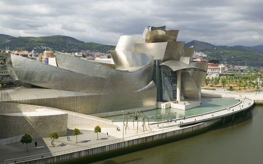 27 world famous buildings to inspire you guggenheim museum bilbao and famous buildings - Most Famous Architect In The World