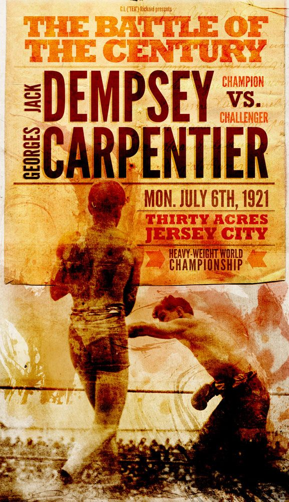 Cool Boxing Poster..