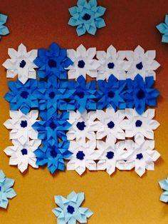 itsenäisyyspäivä - www.opeope.fi, ohjeet lipun jälkeisissä kuvissa
