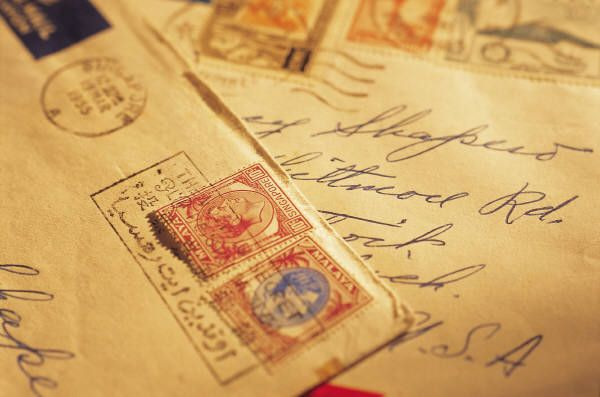 How to preserve old letters and family papers