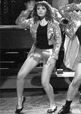 dancing snl saturday night live tina fey kyle mooney beck bennett shimmy noel wells thrusting mike obrien brooks wheelan john milhiser killer dance moves commit let your spirit die crotching man thighs #gif from #giphy