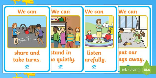 * NEW * Kindness Week Good Manners A4 Display Poster