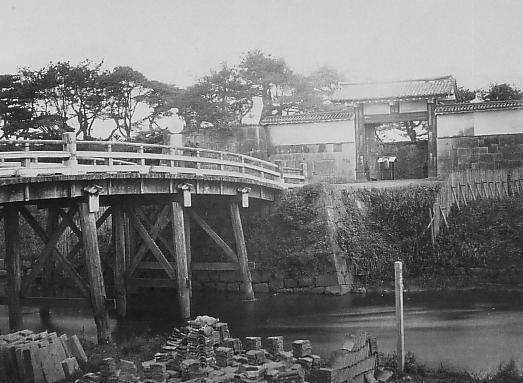 外曲輪 小石川門