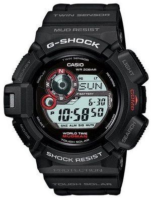 Casio G9300-1 Military Watch