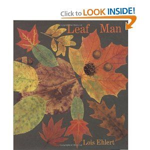 Leaf Man by Lois Ehlert (Ala Notable Children's Books. Younger Readers (Awards))
