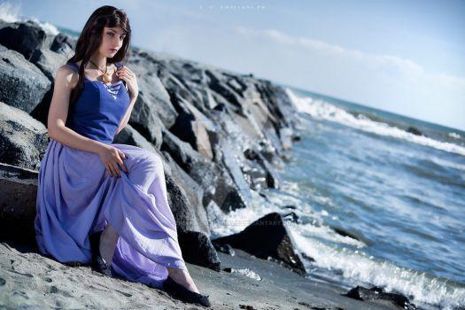 Vanessa cosplay (Ursula) The Little Mermaid by Chiara-LittleOwlie