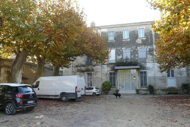 #EsculturasMorla se traslada a Nîmes para vivir el Salón de los Creadores