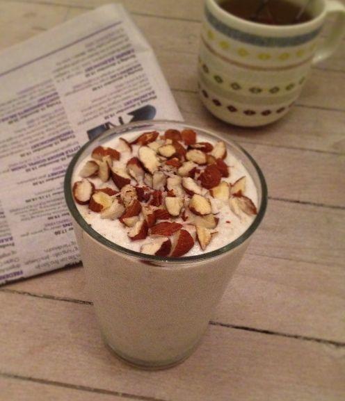 Overnight oats - Sunderehverdag