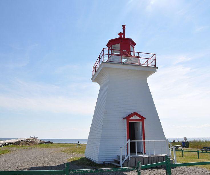 Phare de Carleton-sur-Mer/Circuit des phares