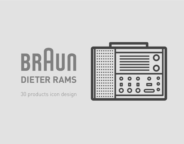 다음 @Behance 프로젝트 확인: \u201cBraun x Dieter Rams moving icon\u201d https://www.behance.net/gallery/51013973/Braun-x-Dieter-Rams-moving-icon