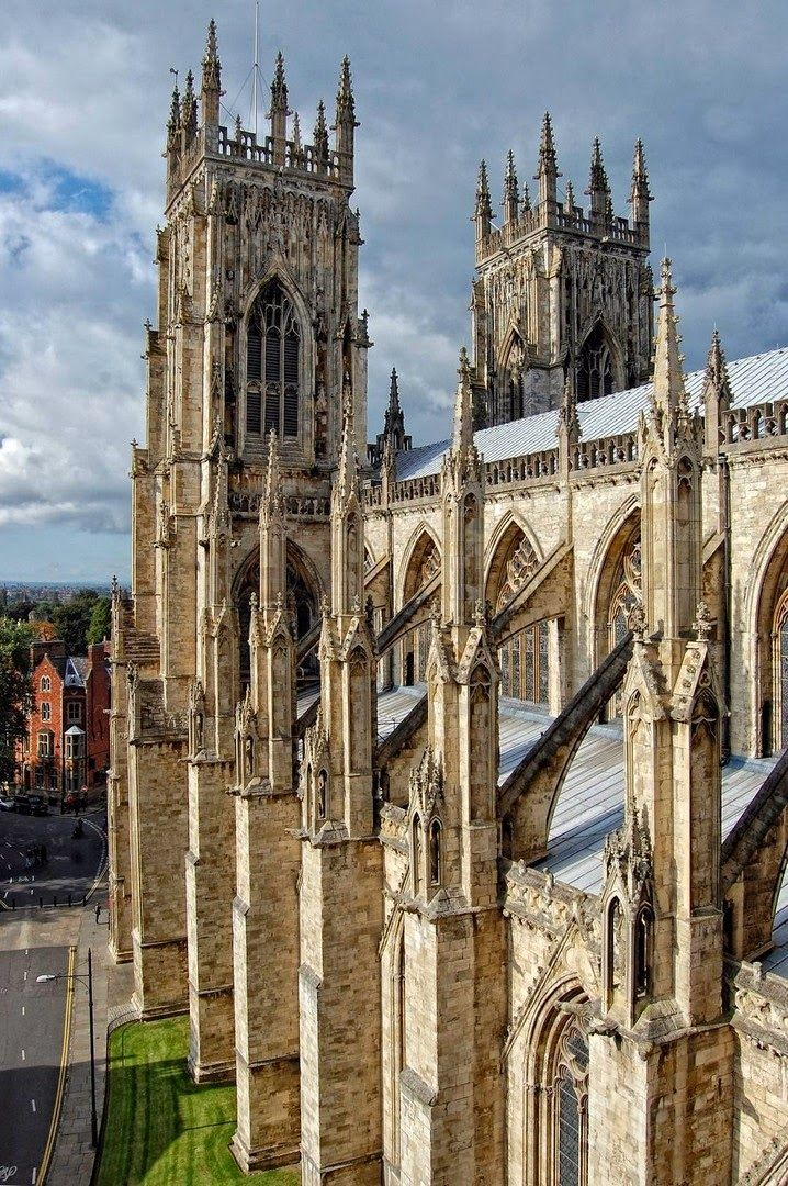 York Minster is a cathedral in York, England, and is one of the largest of its kind in Northern Europe. The minster is the seat of the Archbishop of York, the second-highest office of the Church of England, and is the cathedral for the Diocese of York.