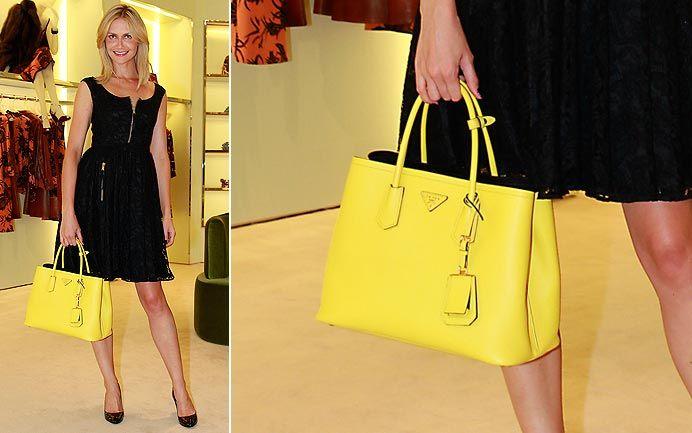 ana claudia michels prada double bag destaque | Everyday Fashion ...