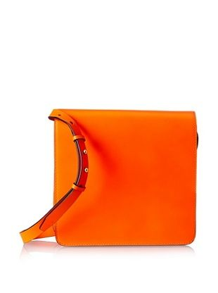 51% OFF Kate Spade Saturday Women's Square Cross-Body, Safety Orange