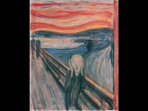 """""""The Scream"""" - love this site www.arthistoryinahurry.com - thanks to Nanine for pointing it out!"""