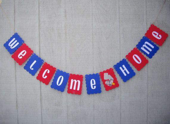 Diy Welcome Home Banner | www.pixshark.com - Images ...