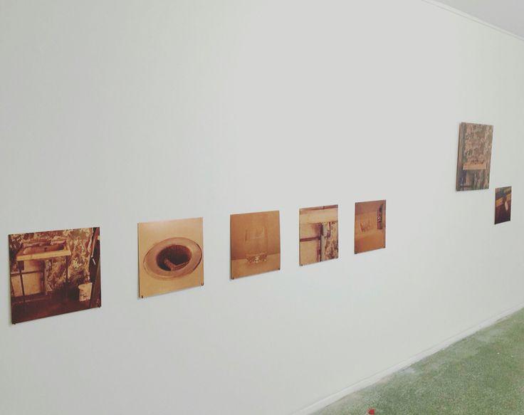 Exposición Mac Bogota , fotografía sobre cobre , Carolina Oltra