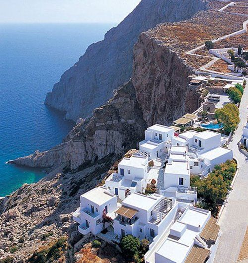 Amorgos Island-Greece