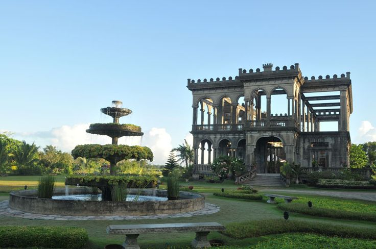 The Ruins | Bacolod, Negros Island Philippines (AKA my great great grandfather's residence)