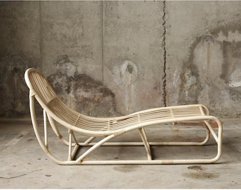 Rad rattan by Muubs in Denmark.