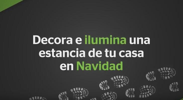 👣 Paso a Paso 👣  Gracias a nuestros consejos sobre iluminación y decoración navideña...¡Tus regalos brillarán más que nunca! ✨🎁 #AKÍseViveLaNavidad #tanfácilquenotelocrees